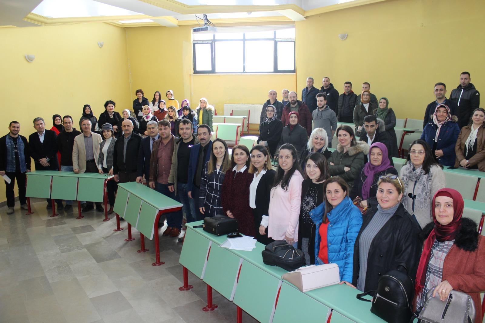 """""""Etkili İletişim ve Öfke Kontrolü"""" SBÜ Eğitimleri"""