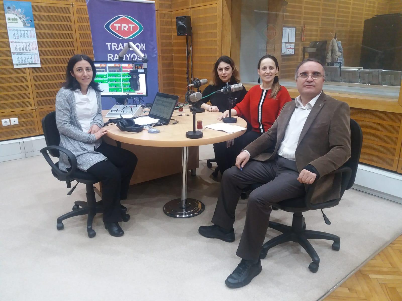 TRÜ-SEM TRT Trabzon Radyosunda