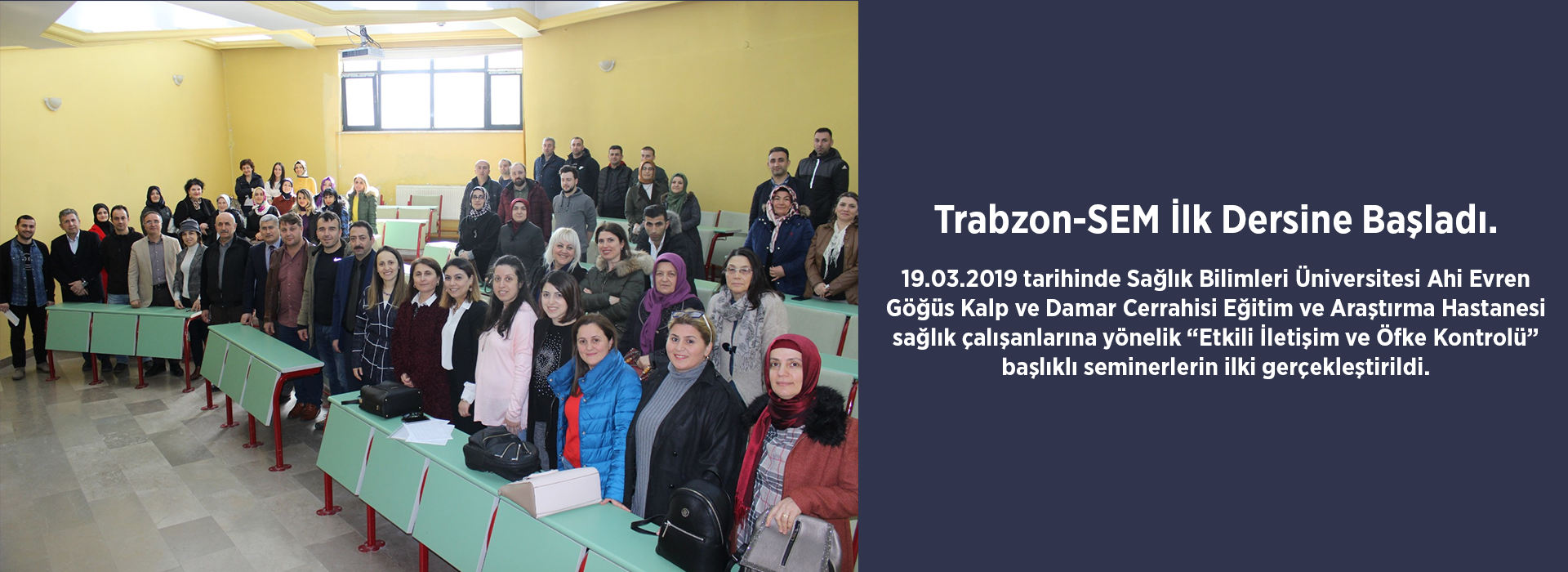 Trabzon-SEM İlk Ders